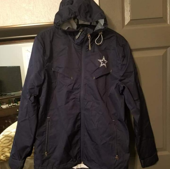 best website 97a9c ac5c0 Official Dallas Cowboy rain jacket